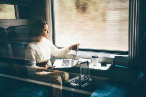 Prenotazione treno online.